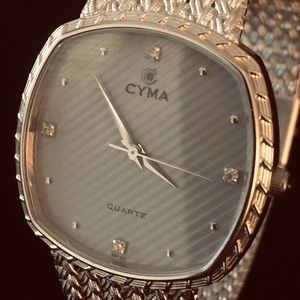 CYMA Swiss made watch; Serial No. 804x - 9022291